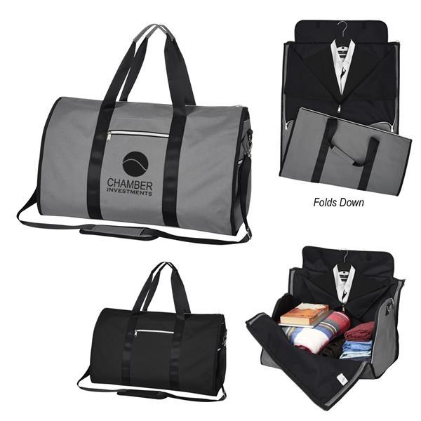 Concourse Convertible Garment & Duffel Bag