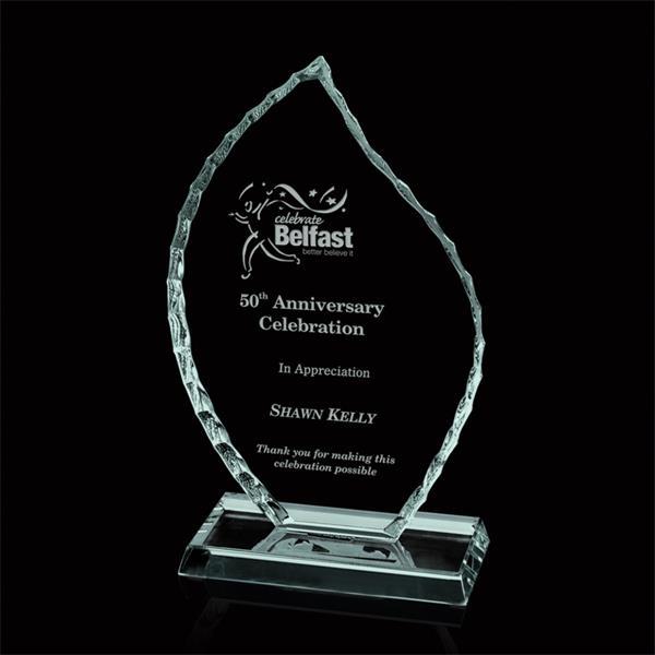 Iceberg Flame Award - Jade