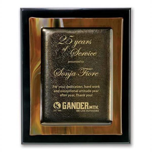 Brown Metallic Award