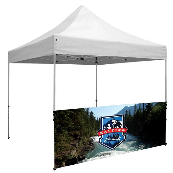 Deluxe 10' Tent Half Wall Kit (Dye-Sublimated, 2-Sided)