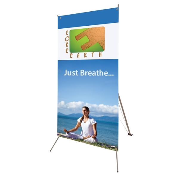 "Tripod Banner Display Kit (32"" x 72"")"