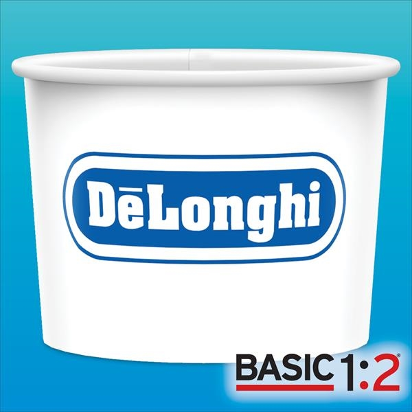 BASIC 1:2™-Short 12oz-Heavy Duty Paper Cold Containers
