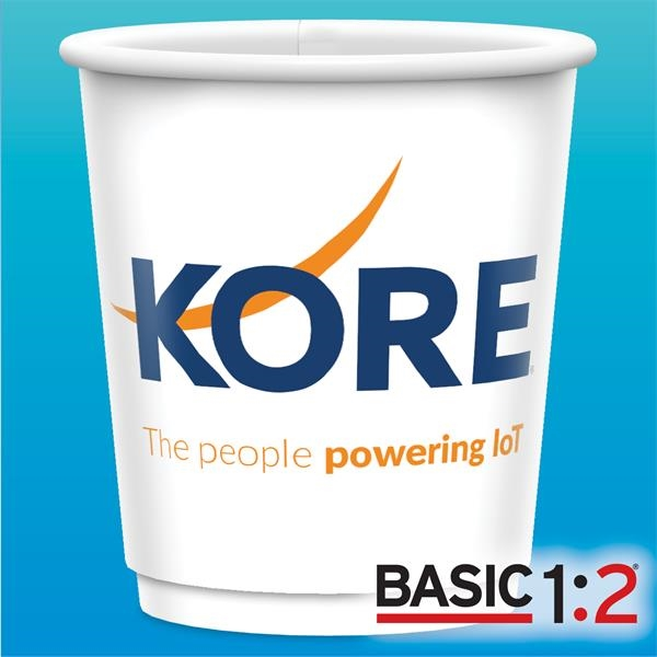 9 oz Vx2 Double Wall Paper Cup - BASIC 1:2™