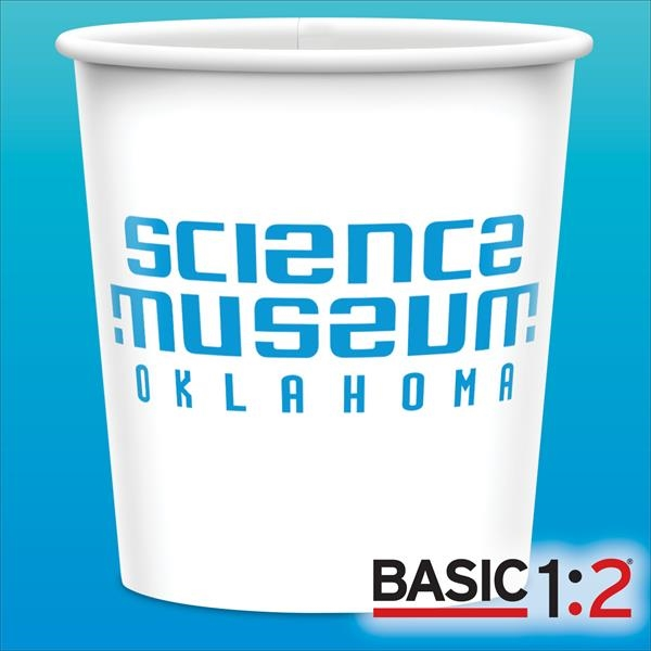 BASIC 1:2™-12oz-Heavy Duty Paper Cold Containers