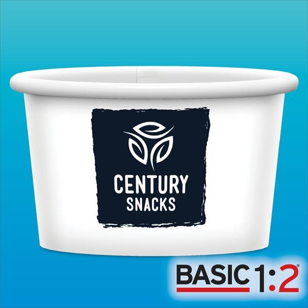 BASIC 1:2™-3oz-Heavy Duty Paper Cold Containers