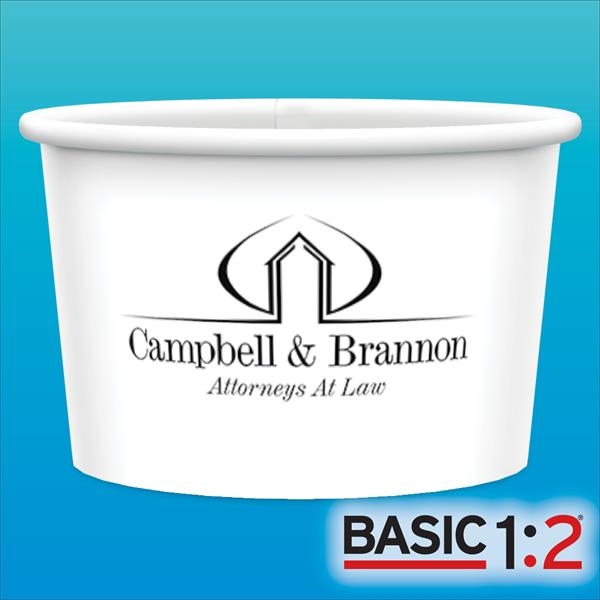 BASIC 1:2™-5oz-Heavy Duty Paper Cold Containers
