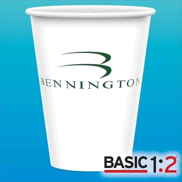 BASIC 1:2™-Tall 12oz-Heavy Duty Paper Cold Cups