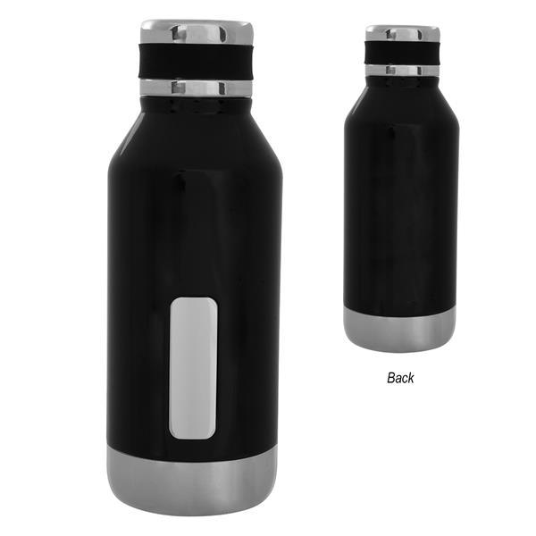 16 Oz. Caffrey Stainless Steel Bottle