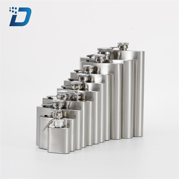 1-10 Oz Mini Stainless Steel Hip Flask