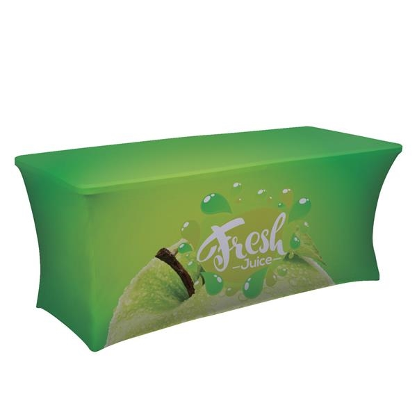 6' UltraFit Curve Table Throw (Full-Color Full Bleed)