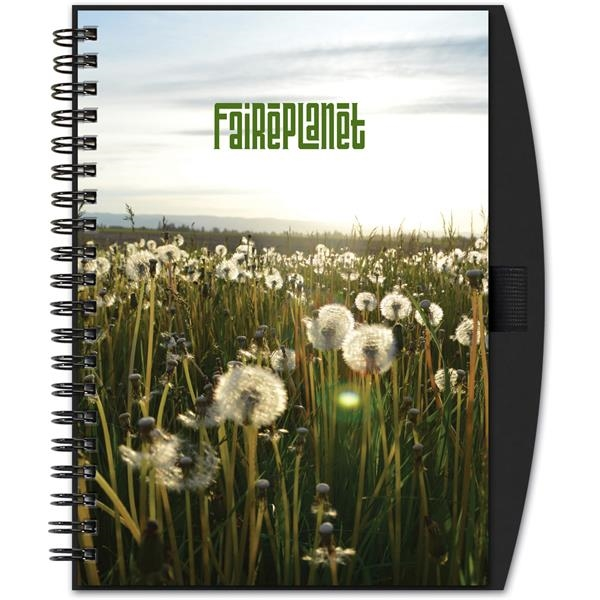 "5"" x 7"" ClearPort Spiral JournalBook®"