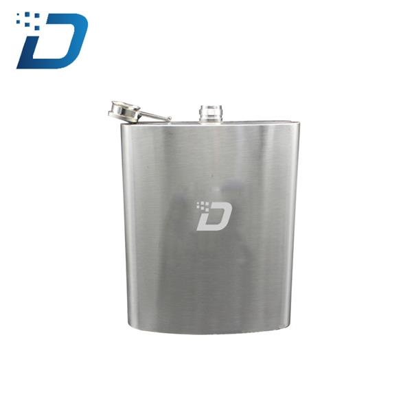 48 OZ Stainless Steel Hip Flask