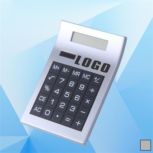 Dual-Power Desk Calculator