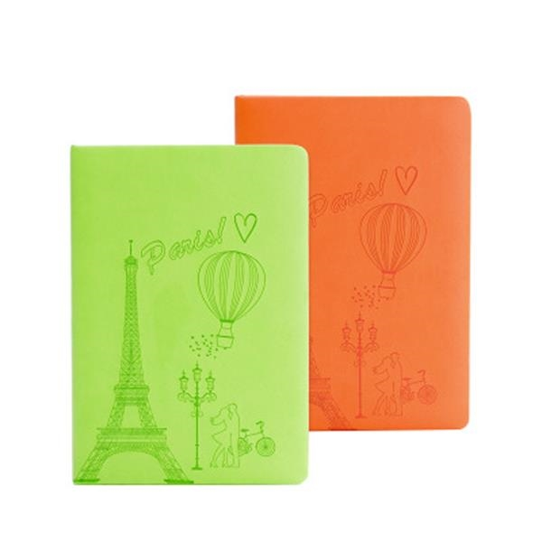 Creative PU Leather Various Sizes Journal Notebook