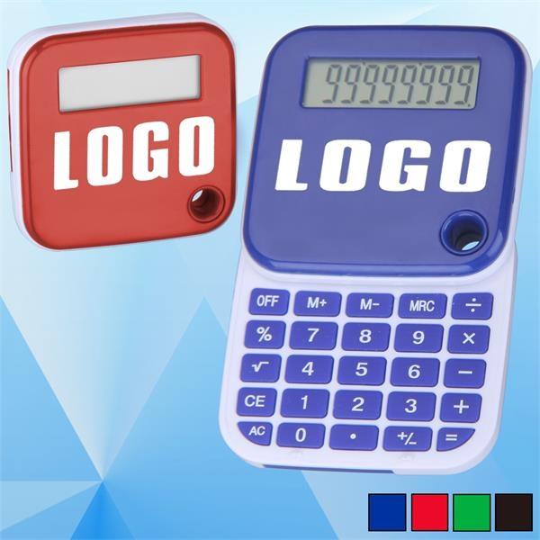 3'' Rotatable Mini Calculator