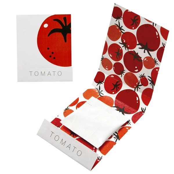 Tomato Seed Matchbooks