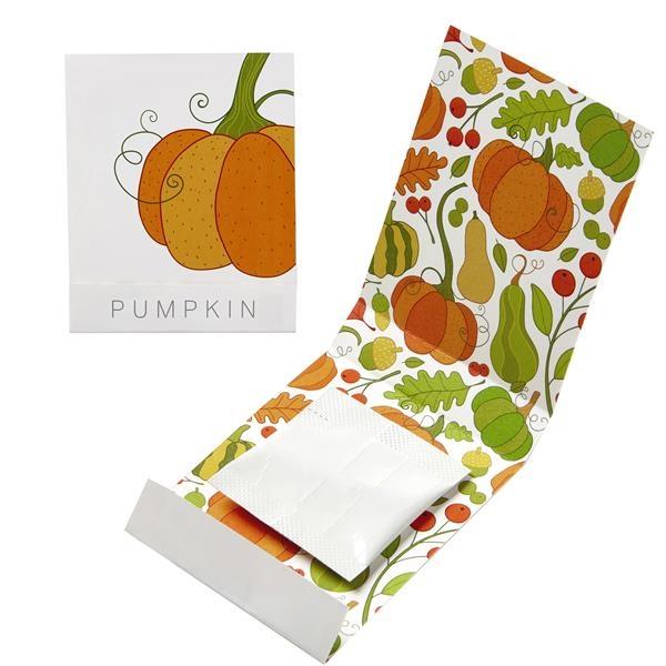 Pumpkin Seed Matchbooks