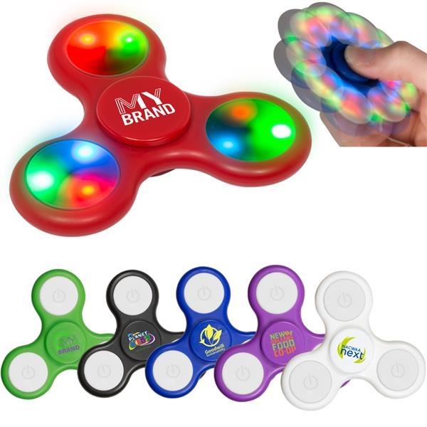 PromoSpinner® - Light Up