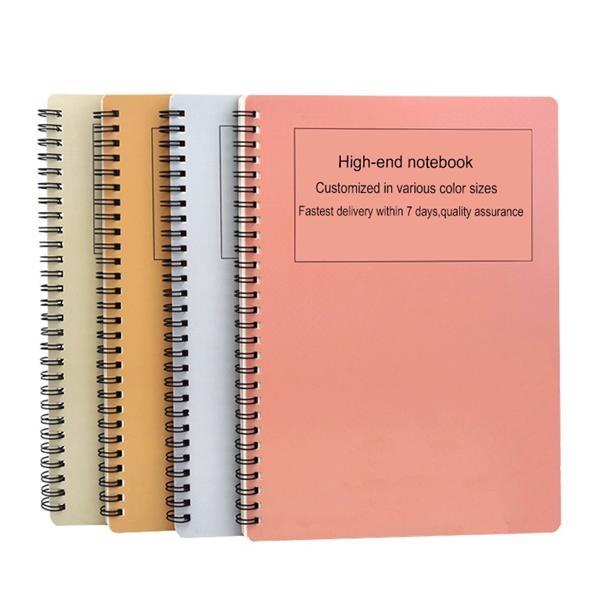 A5 Hardcover Spiral Notebook