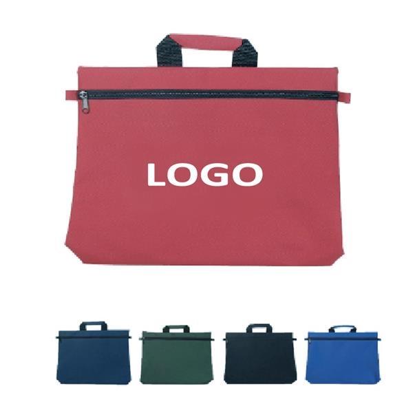 Polyester Document Bag