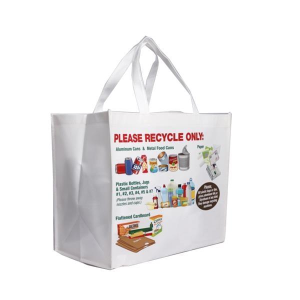 Dye Sub Tote Bags