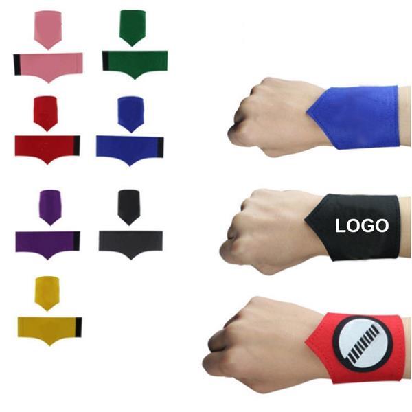Superhero Felt Wristband