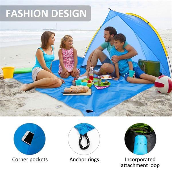 Pocket Size Beach Picnic Mat
