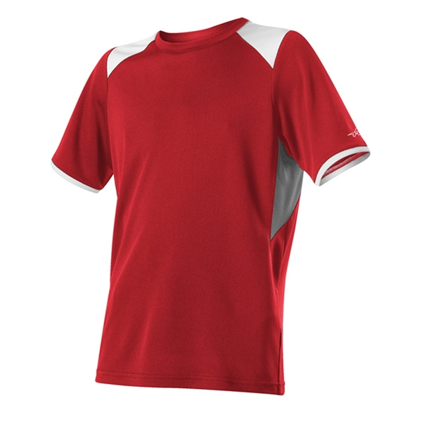 Alleson Athletic Youth Baseball Crew Jersey