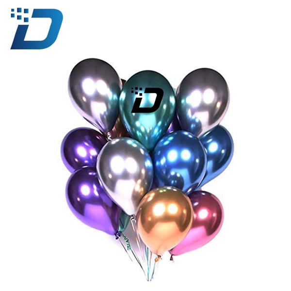 12'' Metallic Standard Balloon