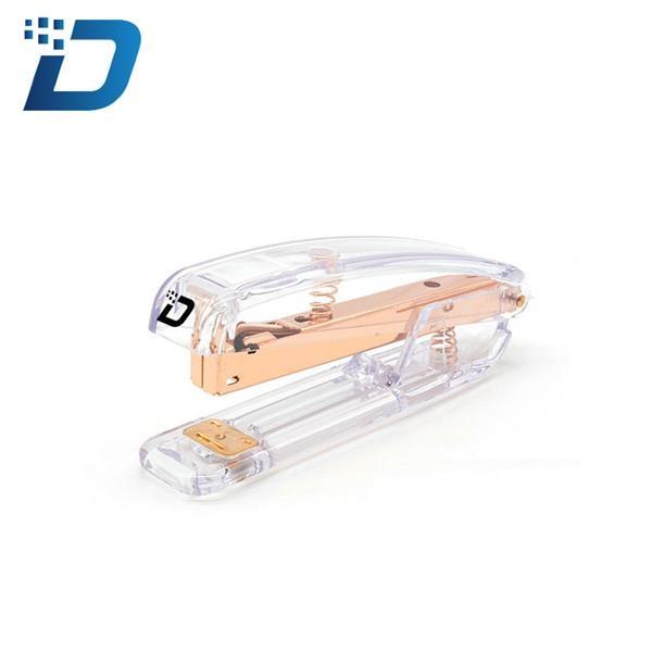 Transparent Stapler