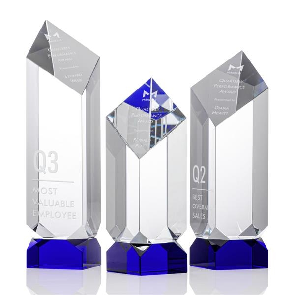Achilles Tower Award - Blue