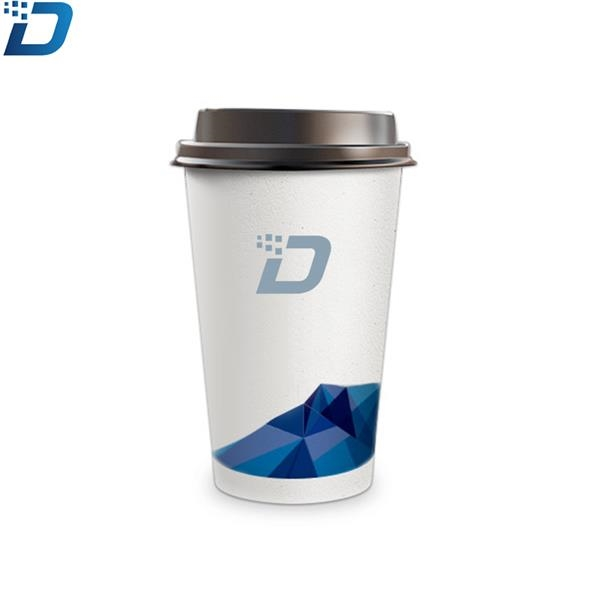Custom Disposable Coffee Paper Cup