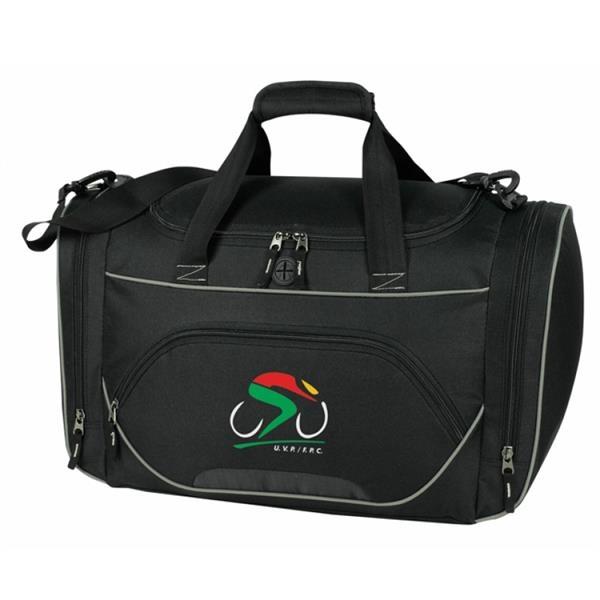 Deluxe Poly Ripstop Duffel Bag