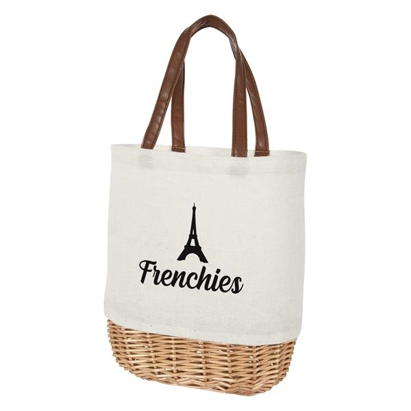Petrillo Basket Tote Bag