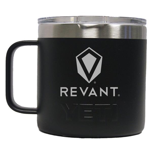 Branded YETI Rambler Mug