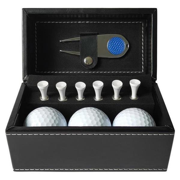 Golf Balls Box Kit Event Tool Gift Set