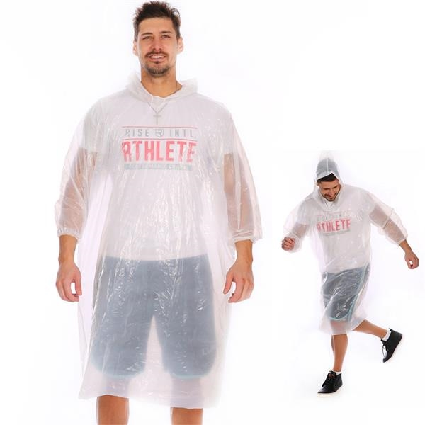 Light-Weight Rain Poncho