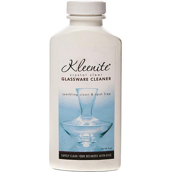 8 oz. Kleenite Crystal Clear Glassware Cleaner
