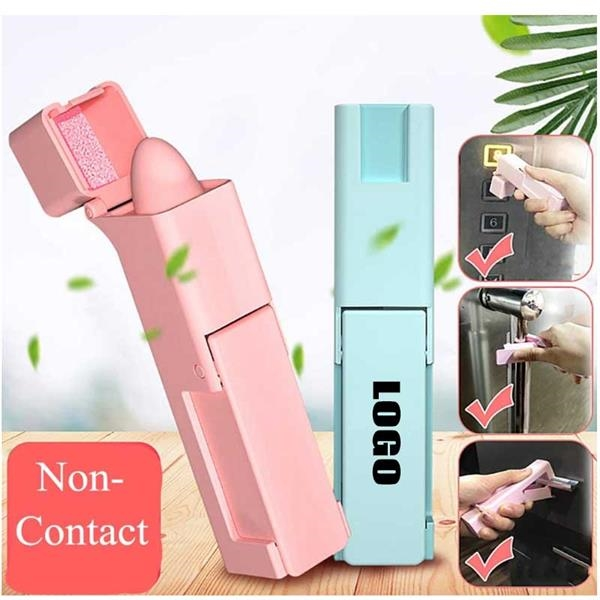 Elevator Anti-Contact Handle Gadget Public Portable Tool for