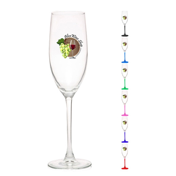 Wedding Favor 8oz Champagne Glasses Made in USA