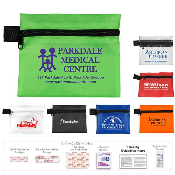 Riverside Plus 14 Piece First Aid Kit