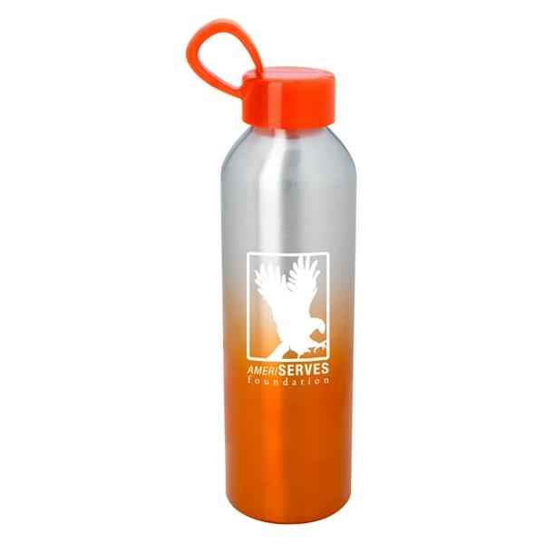 21 Oz. Aluminum Chroma Bottle