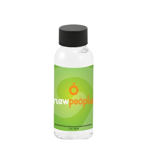 1 oz. Alcohol-Free Antibacterial Hand Sa