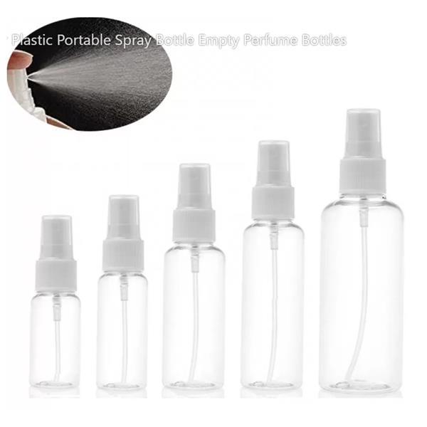50ml Empty Plastic spray bottle