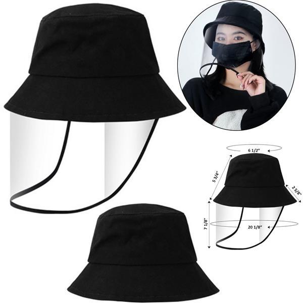 PVC Mask Fisherman Hat