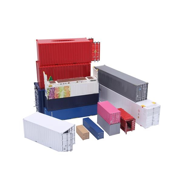 20-foot Container Model