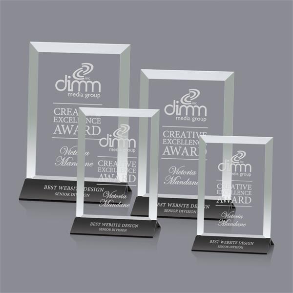 Rainsworth Award - Black Vertical