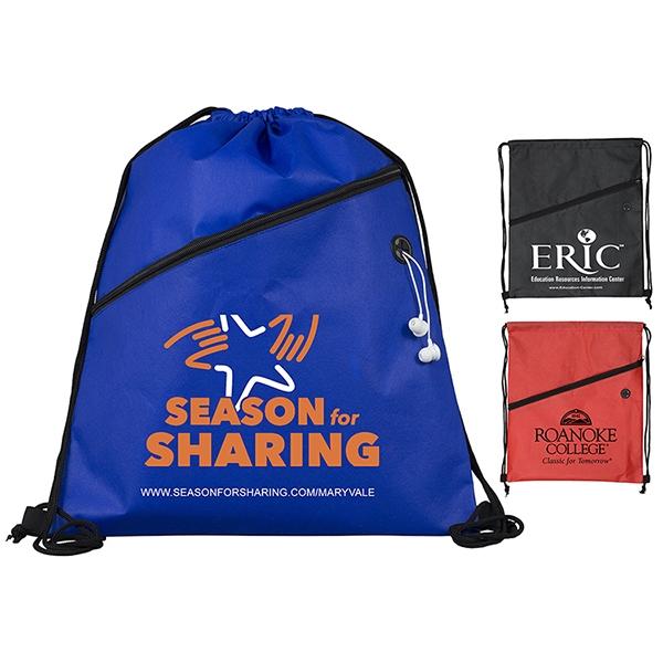 Teton Drawstring Cinch Pack Backpack
