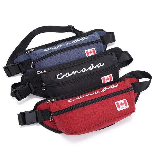 Sports Belt Outdoor Travel Leisure Running Fanny Pack Bag