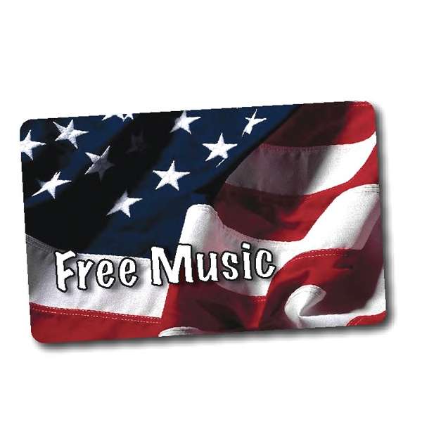 American Music Card